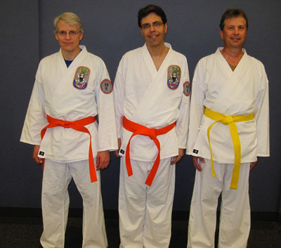 Black Belt Karate Test